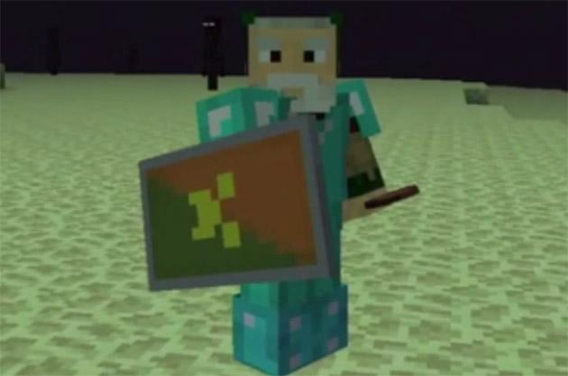 Minecraft 1.9 Shields